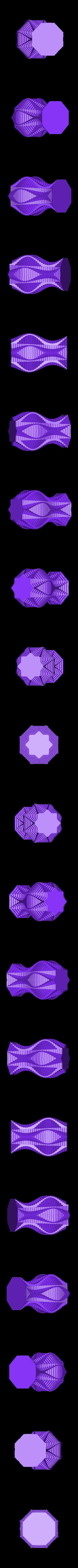vase_exp_A.stl Download free STL file Reasonable Vases • 3D printer design, Zippityboomba
