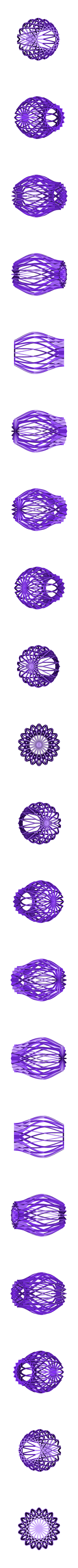 vase_exp_A04.stl Download free STL file Reasonable Vases • 3D printer design, Zippityboomba