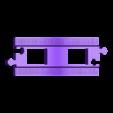 lego_tor_prosty_stopien.stl Download free STL file LEGO Duplo train track: straight carpet step • Design to 3D print, kpawel