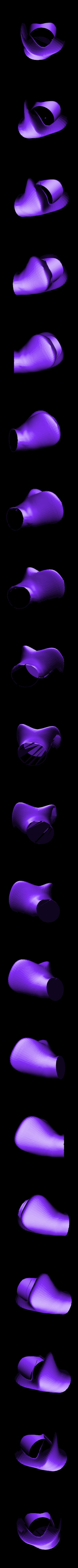 forearm_right_1.stl Download free STL file Princess Peach from Mario games - multi-color • 3D print design, bpitanga
