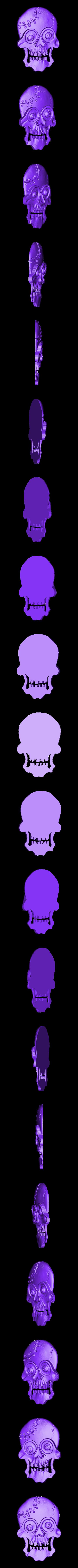 P31 3dprinter.stl Download STL file skull • 3D print object, 3dmodelsByVadim