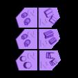 2-1Ports_fixed.stl Download free STL file Catan Ports • 3D print object, stockto