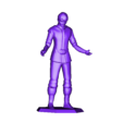 YoungLord_Summon.stl Download free STL file Young Hero (multiple poses) • 3D print object, stockto
