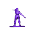 YoungLord_Unsheath.stl Download free STL file Young Hero (multiple poses) • 3D print object, stockto