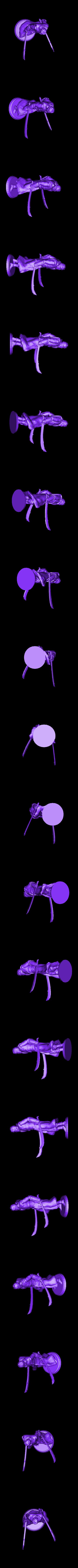 standing-ready.stl Télécharger fichier STL gratuit Guerrier arabe (poses multiples) • Plan imprimable en 3D, stockto