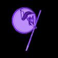 kamehameha.stl Télécharger fichier STL gratuit Shepherd Spearman • Plan imprimable en 3D, stockto