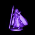 elf_mage_by_nicoledelancret.stl Download free STL file Fantasy Mini Collection (multiple poses) • 3D printable object, stockto