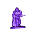 assassin_crossbow_ready.stl Download free STL file Fantasy Mini Collection (multiple poses) • 3D printable object, stockto