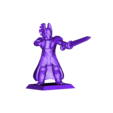 paladin_drinking_sword_out.stl Download free STL file Fantasy Mini Collection (multiple poses) • 3D printable object, stockto