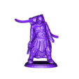 undead_human.stl Download free STL file Fantasy Mini Collection (multiple poses) • 3D printable object, stockto