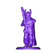 dwarven_warrior_heft_axe.stl Download free STL file Fantasy Mini Collection (multiple poses) • 3D printable object, stockto