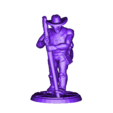 traveller.stl Download free STL file Fantasy Mini Collection (multiple poses) • 3D printable object, stockto