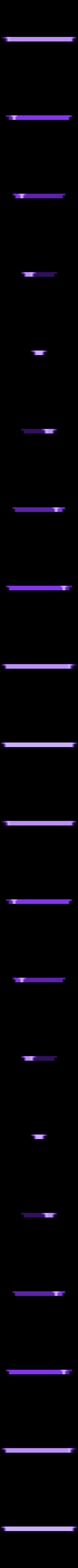 Bondtech_incruste.STL Download free STL file Direct Drive- E3DV6- Bondtech (right)-Bltouch • 3D printer template, kim_razor