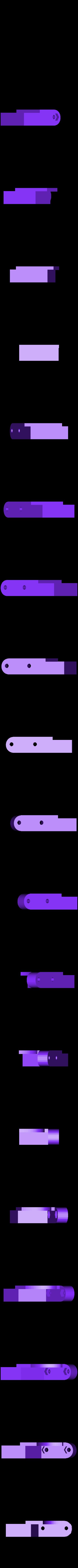 pied bltouch.STL Download free STL file Direct Drive- E3DV6- Bondtech (right)-Bltouch • 3D printer template, kim_razor