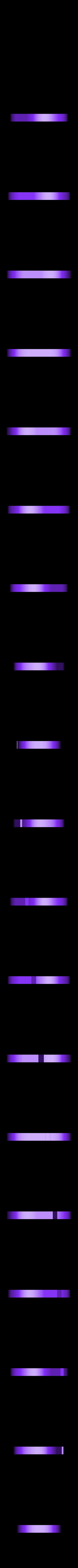 texte_E.STL Download free STL file Direct Drive- E3DV6- Bondtech (right)-Bltouch • 3D printer template, kim_razor