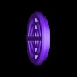 grille 5015.STL Download free STL file Direct Drive- E3DV6- Bondtech (right)-Bltouch • 3D printer template, kim_razor