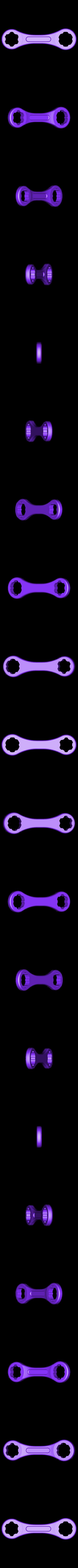 Pool_pump_walve_wrench_191mm.stl Télécharger fichier STL gratuit Clé pour Krystal Clear Deluxe Deluxe Saltwater System Modèle 8221 • Design pour imprimante 3D, glassy