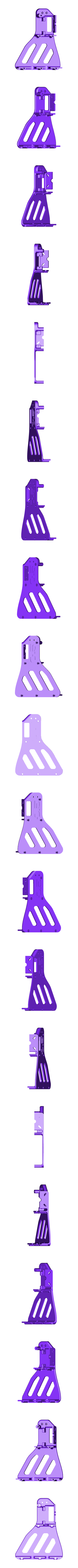 Backpack Gauche 0.5.STL Download STL file RC OXY 0.5 Paramotor Boat • Object to 3D print, robotprint3d