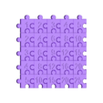 MultiTable5x5.stl Download free STL file Sequence of Cubic Numbers and Multiplication Table • Design to 3D print, LGBU