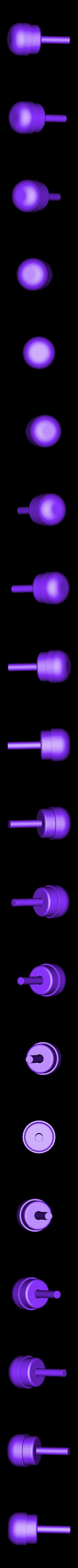 ff - ff12-1.STL Download STL file Folding Table Fan • 3D printer object, Dekro