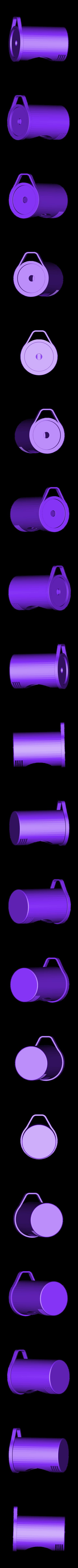 ff - ff6-1.STL Download STL file Folding Table Fan • 3D printer object, Dekro