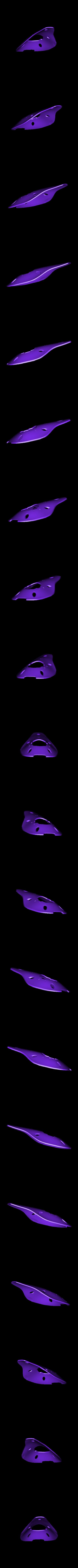 Assem stand test - 0 assem colony transporter-1 2 upper body-1.STL Download free STL file Colony Transporter model kit 1:72 • 3D printable template, 77LEE77