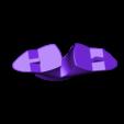 Assem stand test - 0 assem colony transporter-1 10 main engine Y-1.STL Download free STL file Colony Transporter model kit 1:72 • 3D printable template, 77LEE77