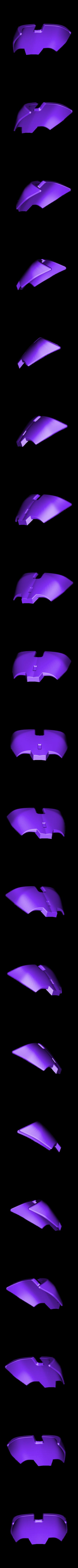 Assem stand test - 0 assem colony transporter-1 29 rear flaps cover -1.STL Download free STL file Colony Transporter model kit 1:72 • 3D printable template, 77LEE77