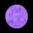 avatar_-_copia.stl Télécharger fichier STL gratuit Reloj Avatar 3D • Modèle imprimable en 3D, 3dlito
