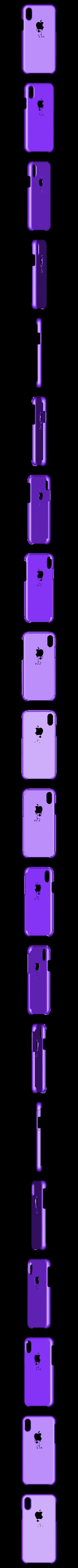 Heavy Apple.stl Download STL file Heavy Apple • Object to 3D print, Eternel06