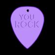 Standard-Pick-You-Rock.stl Download STL file Pick You Rock • 3D printer template, eMulas