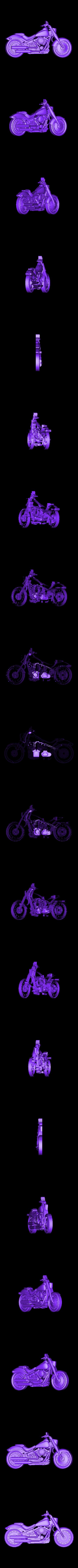 P52.STL Download STL file 3d models motorcycle • 3D printable design, 3dmodelsByVadim