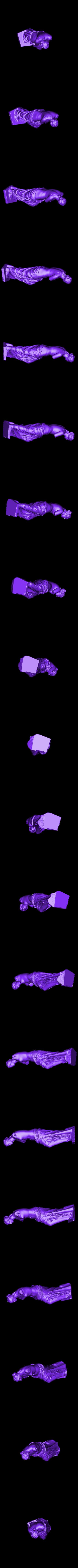 best-venus-de-milo-louvre.stl Télécharger fichier STL gratuit Vénus de Milo au Louvre, Paris • Modèle pour impression 3D, Louvre