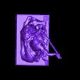 louvre-neptune-1.stl Télécharger fichier STL gratuit Neptune au Louvre, Paris • Objet pour imprimante 3D, Louvre