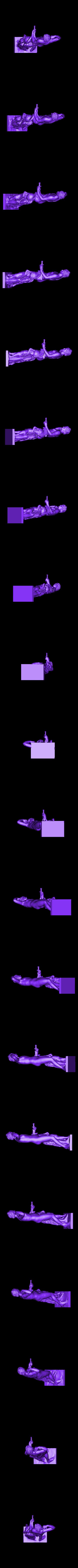 louvre-venus-in-arms-1.stl Download free STL file Venus in Arms at The Louvre, Paris • 3D printable template, Louvre
