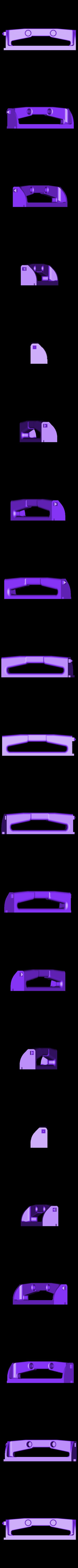 suport verre arS.stl Download free STL file Glass door • Template to 3D print, JMC3D