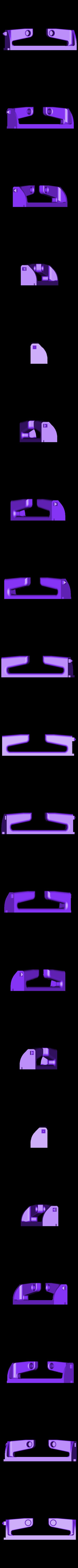 suport verre avS.stl Download free STL file Glass door • Template to 3D print, JMC3D