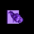 louvre-gaius-mucius-scaevola-1.stl Download free STL file Gaius Mucius Scaevola at The Louvre, Paris • 3D print object, Louvre