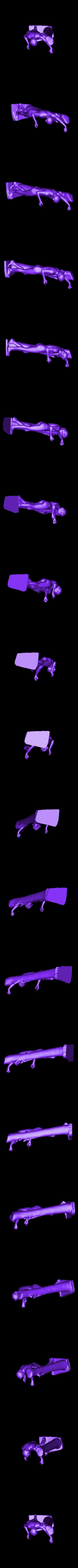 louvre-apollo-saucroctone-1.stl Download free STL file Apollo Sauroctonus at The Louvre, Paris • Object to 3D print, Louvre