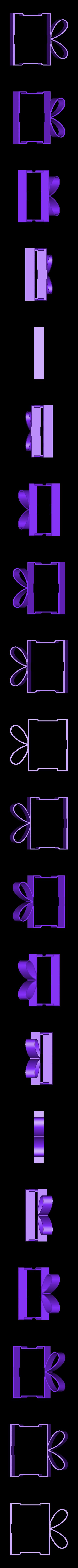 Ribbon 1.stl Download free STL file Simple Secret Box V:  Gift Box Edition • Model to 3D print, gzumwalt
