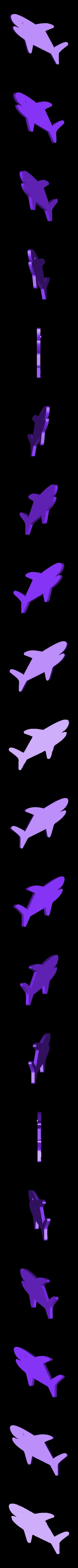tiburon.stl Download STL file Tiburon Seal • 3D print model, 3DLuxe