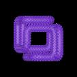 Shape_СUBE1.stl Download STL file Cube Table • 3D printable model, Dekro