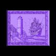 925. Panno.stl Download free STL file Sea • 3D printer model, stl3dmodel