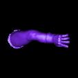 Arm Stl.stl Download STL file Spider-Man Homemade Suit • Design to 3D print, tolgaaxu