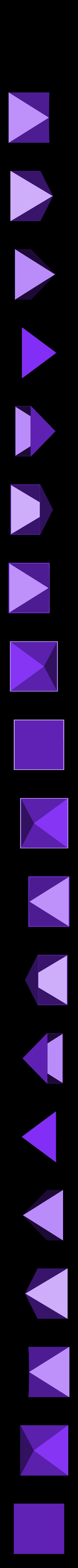 pyramid-mini-universal.stl Télécharger fichier STL gratuit L'application Dome for Atnight • Modèle imprimable en 3D, Duveral