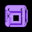 raspiCamCover_NoLense.STL Télécharger fichier STL gratuit Monture de caméra articulée Raspberry Pi pour Prusa MK3 • Design à imprimer en 3D, sneaks