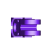 ffLink_90_support.STL Télécharger fichier STL gratuit Monture de caméra articulée Raspberry Pi pour Prusa MK3 • Design à imprimer en 3D, sneaks