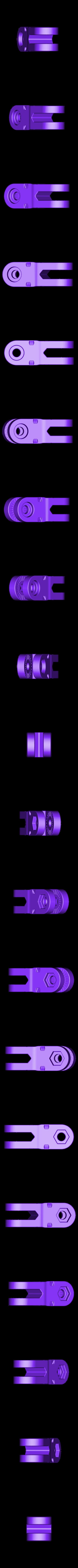 ffLink_90.STL Télécharger fichier STL gratuit Monture de caméra articulée Raspberry Pi pour Prusa MK3 • Design à imprimer en 3D, sneaks