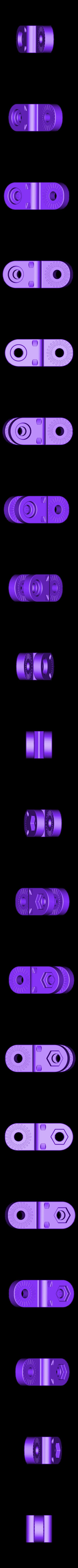 mfLink.STL Télécharger fichier STL gratuit Monture de caméra articulée Raspberry Pi pour Prusa MK3 • Design à imprimer en 3D, sneaks