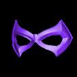 ROBIN MASK.stl Download STL file Robin mask  • 3D printable object, Superior_Robin